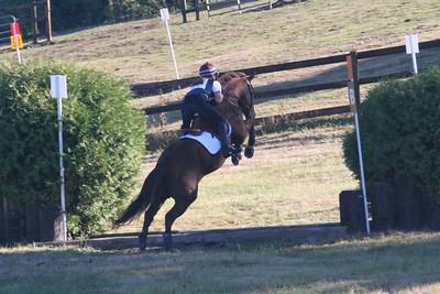 EI Horse Trial @ Donida - September 2006