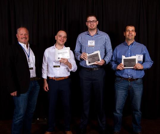 EIC 2017 - Precast Winners