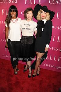 Kelly Rowland, Martha Wainwright, and Rita Ora photo by Rob Rich/SocietyAllure.com © 2013 robwayne1@aol.com 516-676-3939