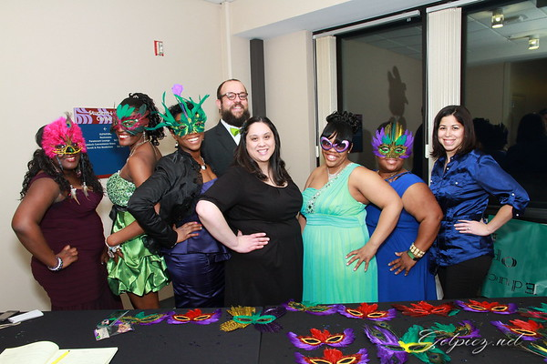 EOFSA Mardi Gras Black and White Affair 2014