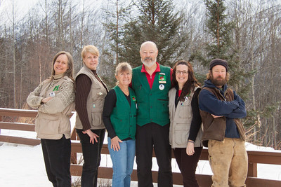 ERNC Staff Photos
