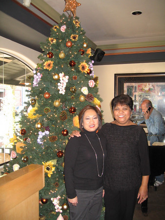 ESH Christmas Luncheon 2009