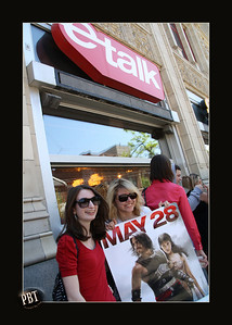Etalk visit ... May 25, 2010