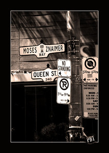 A Queen Street moment ... May 25, 2010