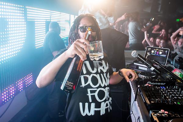 Lil Jon @ Bassmnt - 4.4.14