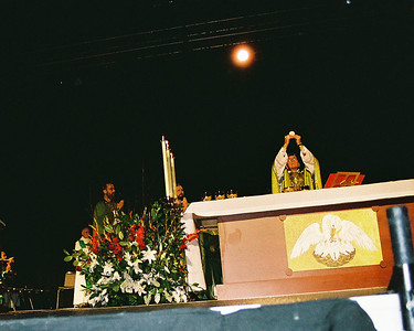 Bishop Vigneron at Consecration