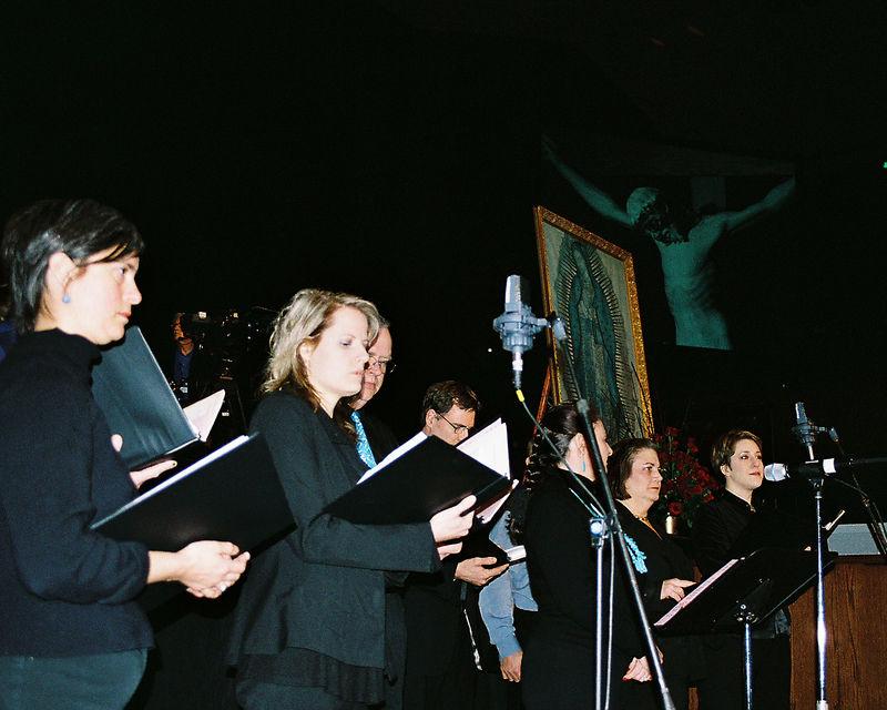 Local singers