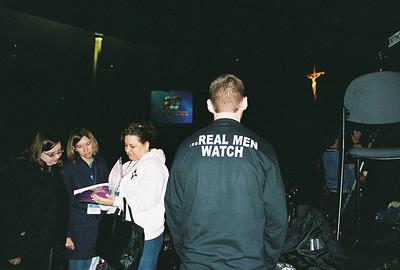 Real Men Watch EWTN: Saul Cabrera from Visalia