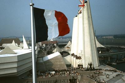 EXPO '67 Montreal World's Fair