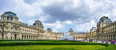 Palacio y museo del Louvre