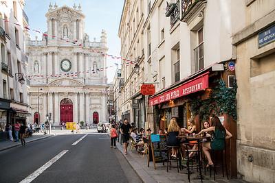 Las cafeterías de Paris