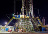 Nabors Rig 732,  Drilling Eagle Ford Shale Well<br /> near Nordheim, TX