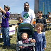 "UAlbany hosted its 4th annual ""Family Earth Day"" on Sunday, April 17. (Photos by Lamya Zikry)"
