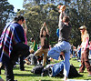 Yogi freaks again at Earthday concert at GG Park