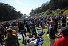 Earthday concert at GG Park