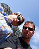 210's jared + Zack at Earthday concert at GG Park