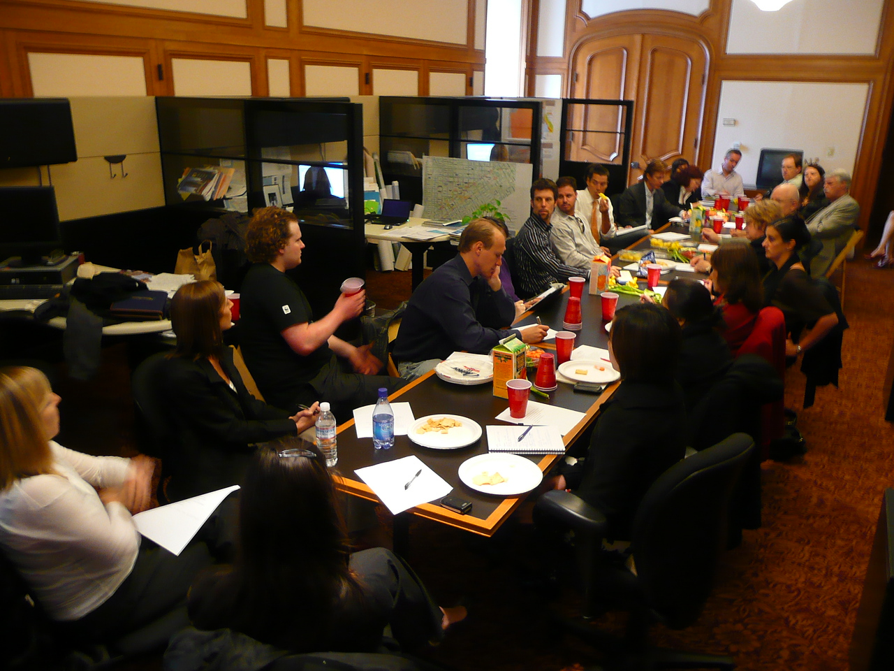 SF Steering Committee for Earth Hour 2009