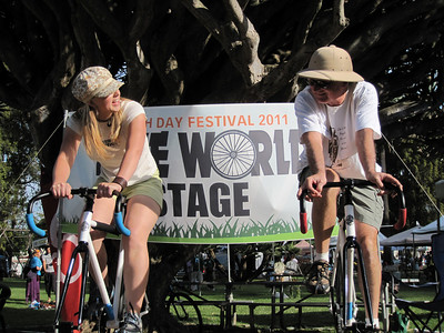 Bike World: Earth Day 2011