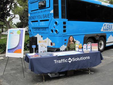 Lori at Traffic Solutions