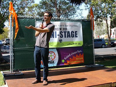 Ed France, Executive Director for the Santa Barbara Bicycle Coalition www.bicicentro.org