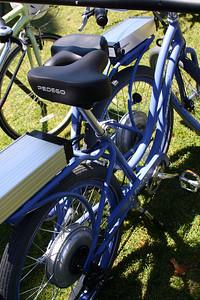 New electric bikes at El Encanto