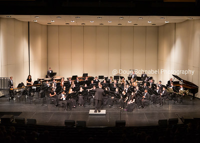 East Ridge HS Band (2019)