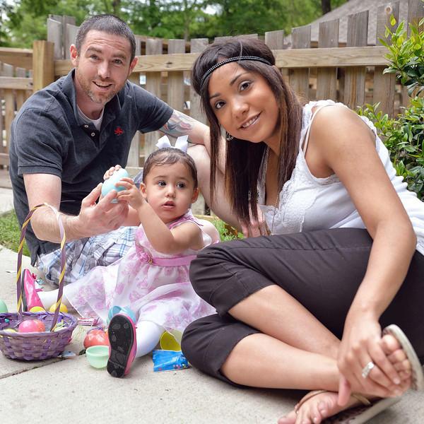 Chris, Mila and Deb