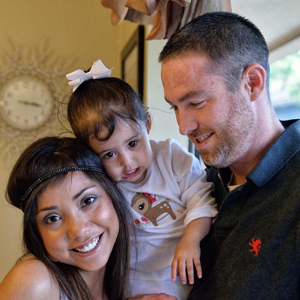 Deb, Mila and Chris