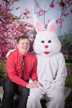 Easter Bunny ~ April 7, 2017