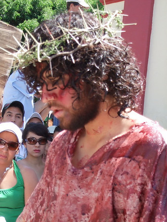Easter Pageant in Ajijic, Jalisco 2009
