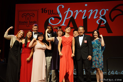 Easter Seals Bay Area Spring Gala 2014