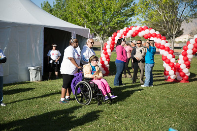 Easter Seals Walk with Me 2015