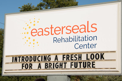 Easter Seals rehabilitation center photography