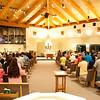 Easter Vigil at Saint James Church