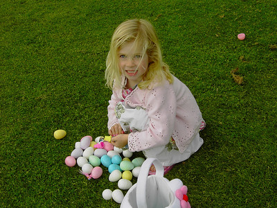 2005-03-29 Easter Egg Hunt at Diablo