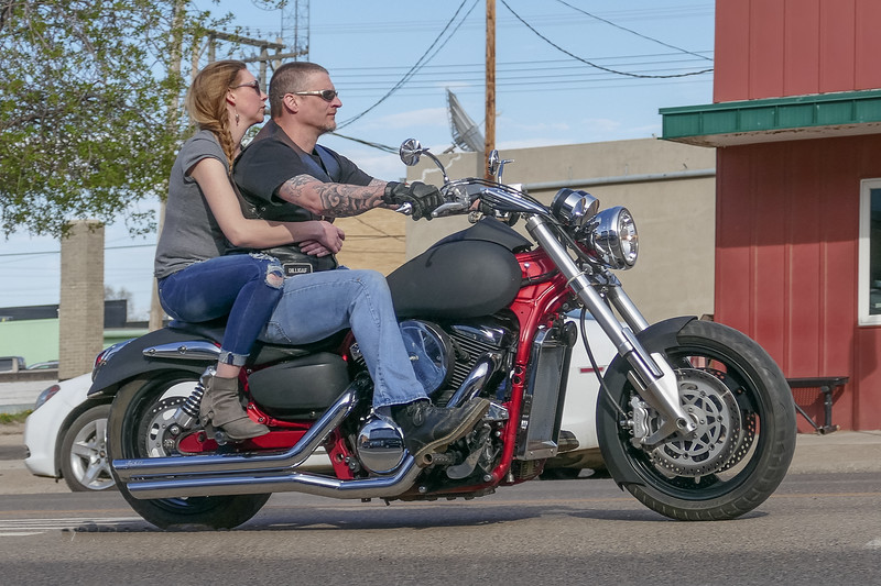 Eastern Montana Scootfest in Sidney, Montana May 5, 2018<br /> Lower Yellowstone ABATE Bike show with vendors and poker run.
