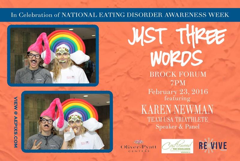 National Eating Disorder Awareness Week 2016