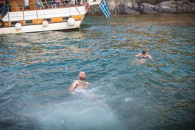 Boat trip for Ifestia Festival
