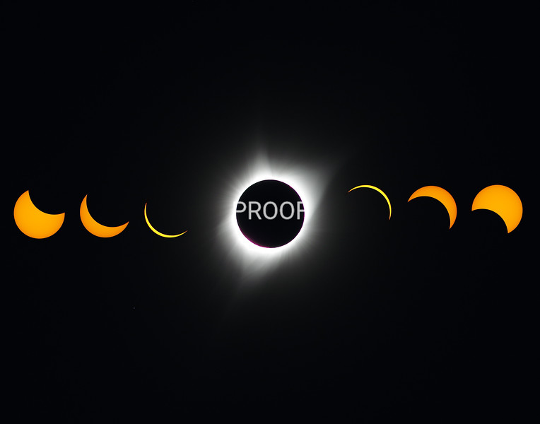 Eclipse pano 11x14