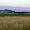 Morning light at the McDaniel Ranch