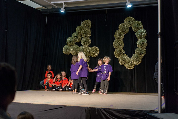 Ecole Bilinque Kindergarten Show, May 2018