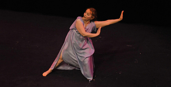 An Evening with Isadora Duncan