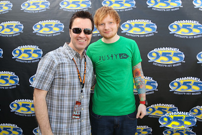 Ed Sheeran Meet and Greet