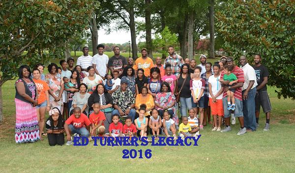 Ed Turner's Legacy 2016