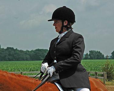 Eden Park Equestrian Complex 1 July 05