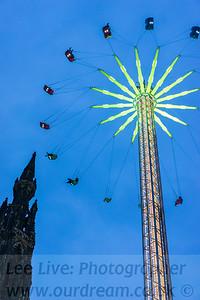 Edinburgh Christmas 2015