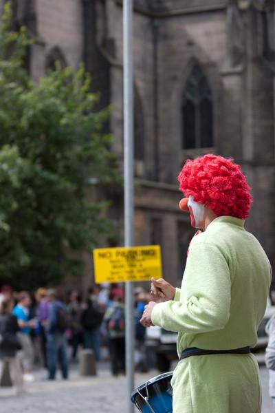Festival, Edinburgh