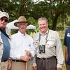 Field trip leaders Dr. Dennis Forsythe, Dr. Richard Porcher, Dr. Sid Gauthreaux, Keenan Adams