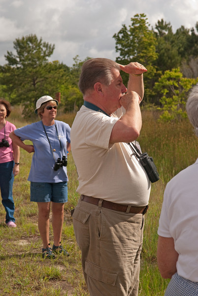 Guided bird-watching walk on the Hagerty Johassee Farm