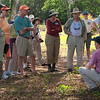 Nature walk on Botany Bay Plantation with Patrick McMillan
